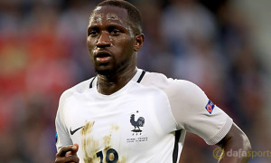 Newcastle andFrance midfielder Moussa Sissoko