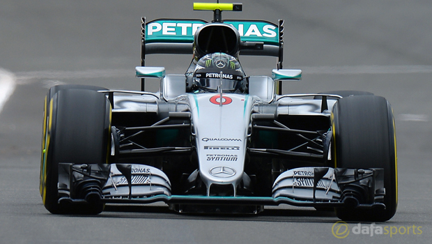 German GP 2016: Mercedes' Nico Rosberg eyes success on home soil