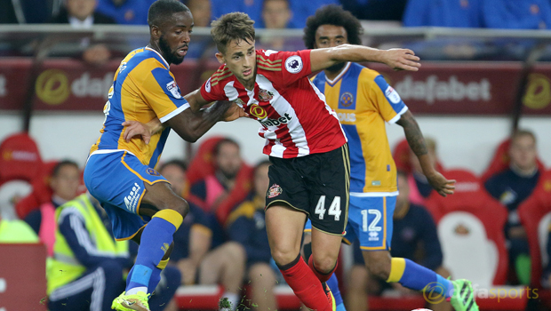 Paul Bracewell impressed by Adnan Januzaj
