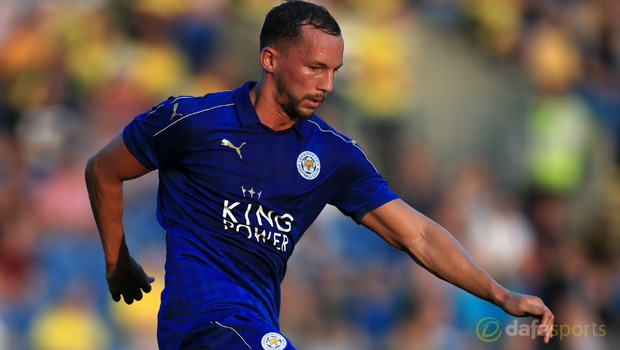 New deal for Danny Drinkwater