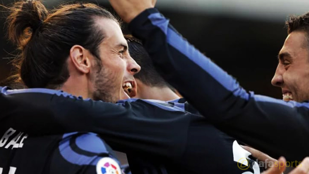 Zidane's delight as Bale begins 'important year' well