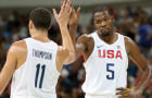 Kevin Durant stars as USA secure basketball gold in Rio