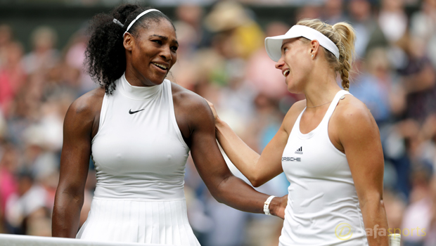 Serena Williams and Angelique Kerber qualify for WTA Finals
