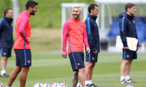 Lionel Messi blow for Barca