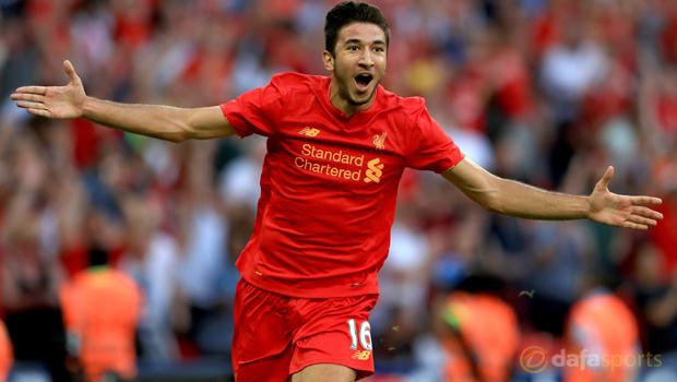 Liverpool midfielder Marko Grujic keen to kick on