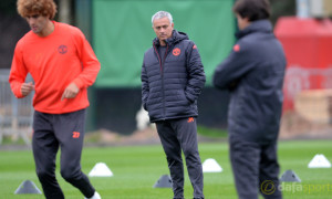 Jose Mourinho: Red Devils raring to go