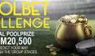 Poolbet Challenge – Win up to RM20,500 every match period