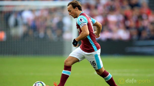 West Ham skipper Mark Noble calls for focus