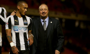 Newcastle-United-manager-Rafa-Benitez