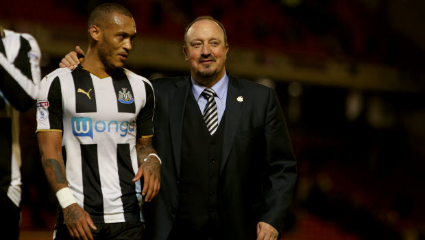 Benitez singles out Perez for high praise