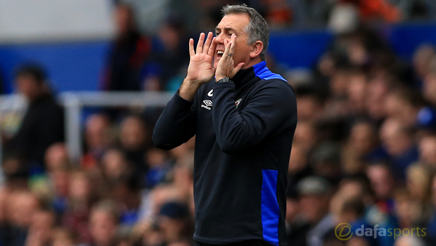 Owen Coyle confident of league climb