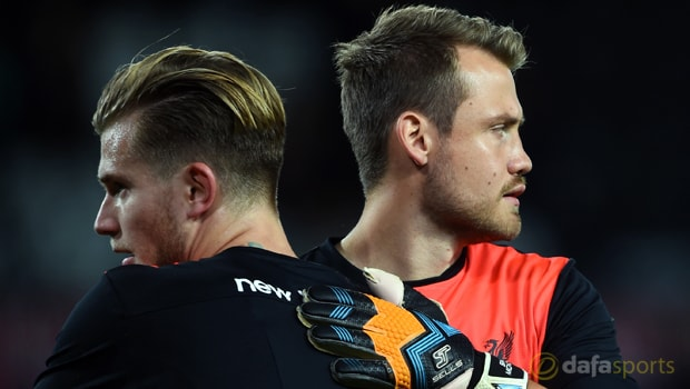 Simon Mignolet vows to win back Reds starting spot