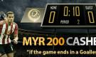 Goalless Draw Cashback – Get a refund up to MYR200