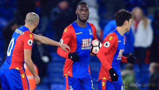 Crystal Palace striker Christian Benteke confident in Sam Allardyce