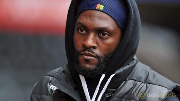 Emmanuel Adebayor eyes Premier League return