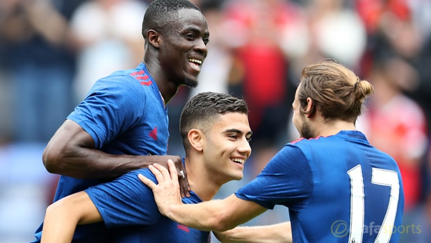Eric Bailly: Man United starting to gel