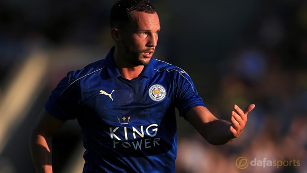 Danny Drinkwater: Foxes hitting targets