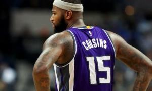 DeMarcus Cousins bids emotional farewell to Sacramento Kings