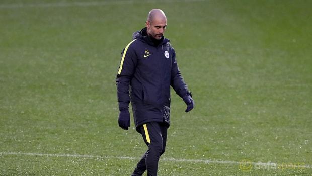 Pep Guardiola: 'We must score'
