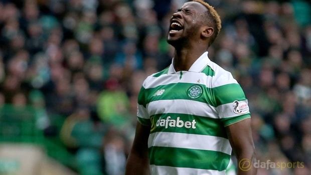 Mamadi Fofana: Moussa Dembele happy at Celtic