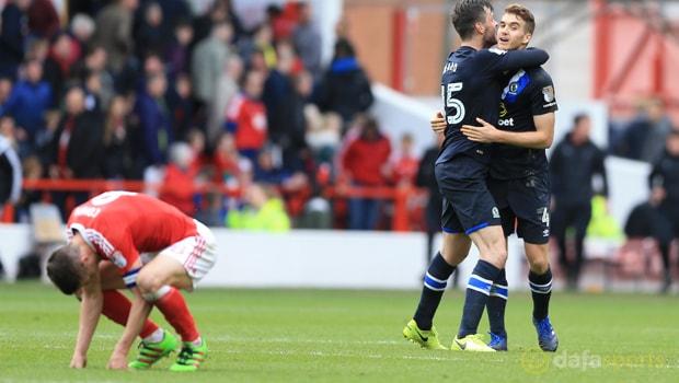 Blackburn-defender-Elliott-Ward