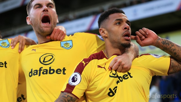 Andre Gray confident Clarets can further improve