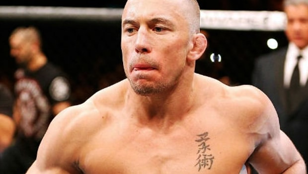 Georges St-Pierre: Timing not right for Anderson Silva