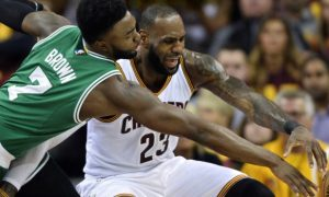 NBA: LeBron James desperate to improve