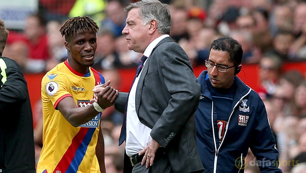 Wilfried Zaha aiming for top 10