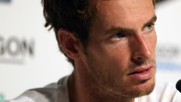 World number one Andy Murray vows to use free time after Queen's stall
