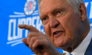 Jerry West ready to help Clippers