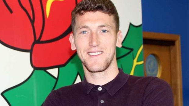 Richie Smallwood excited by Blackburn Rovers chances