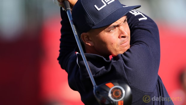 Rickie Fowler upbeat over major hopes