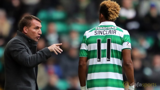 Scott Sinclair expecting big things from Brendan Rodgers