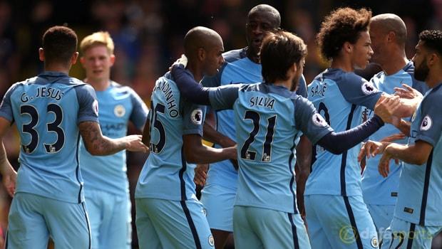 Fernandinho hails Man City recruits