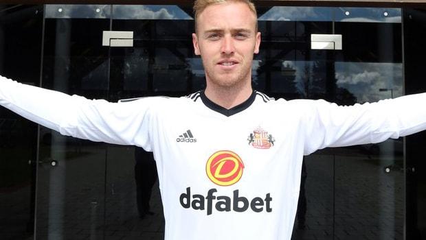 Jason a Steele for Sunderland