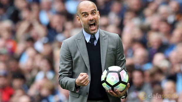 Pep Guardiola praises Man City spirit