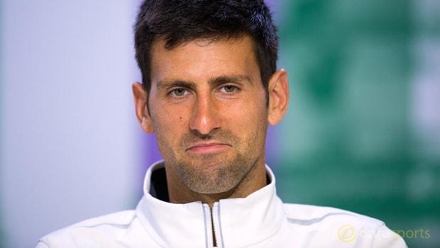 Novak Djokovic set for US absence