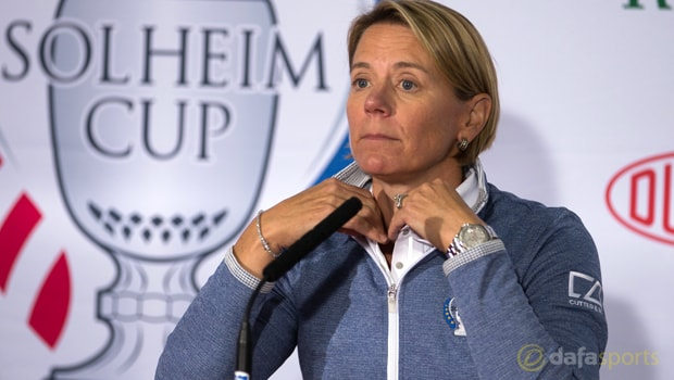 Annika Sorenstam hopes 'happy players' will bring Euro joy