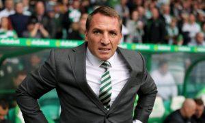 Brendan Rodgers Celtic v Kilmarnock