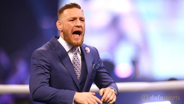 Conor McGregor using ridicule as motivation ahead of Vegas showdown