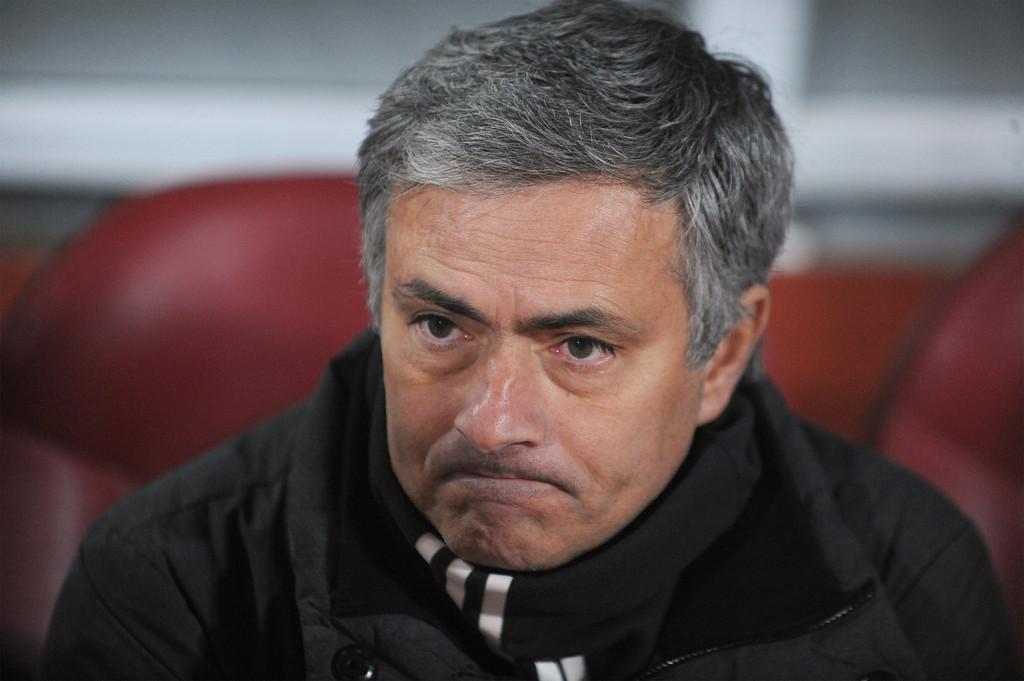 Jose+Mourinho+Granada+CF+v+Real+Madrid