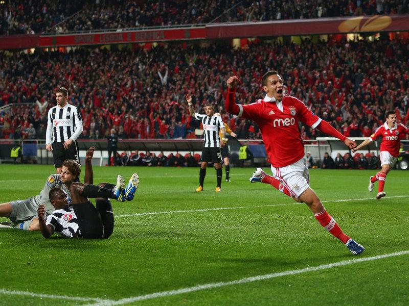 Benfica-v-Newcastle