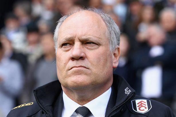 Fulham+manager+Martin+Jol