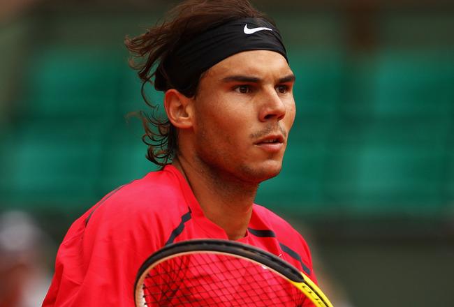 Rafael Nadal Wins French Open
