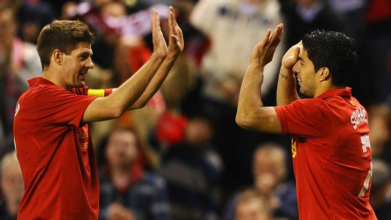 Steven+Gerrard_Luis+Suarez