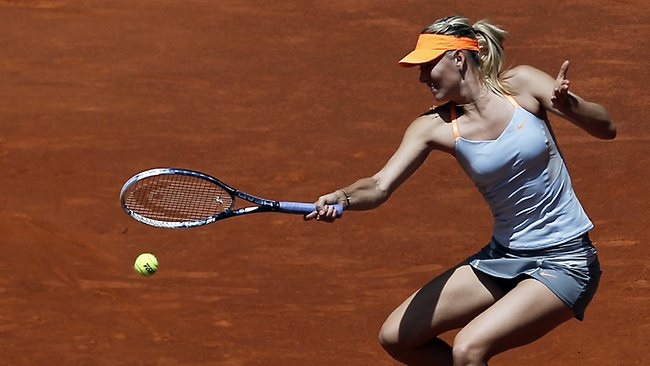 maria-sharapova-madrid-open