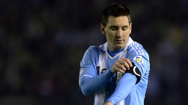 Lionel Messi-argentina