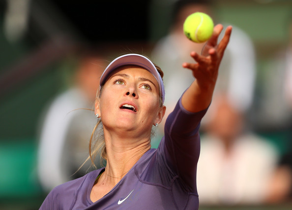 Maria+Sharapova+French+Open