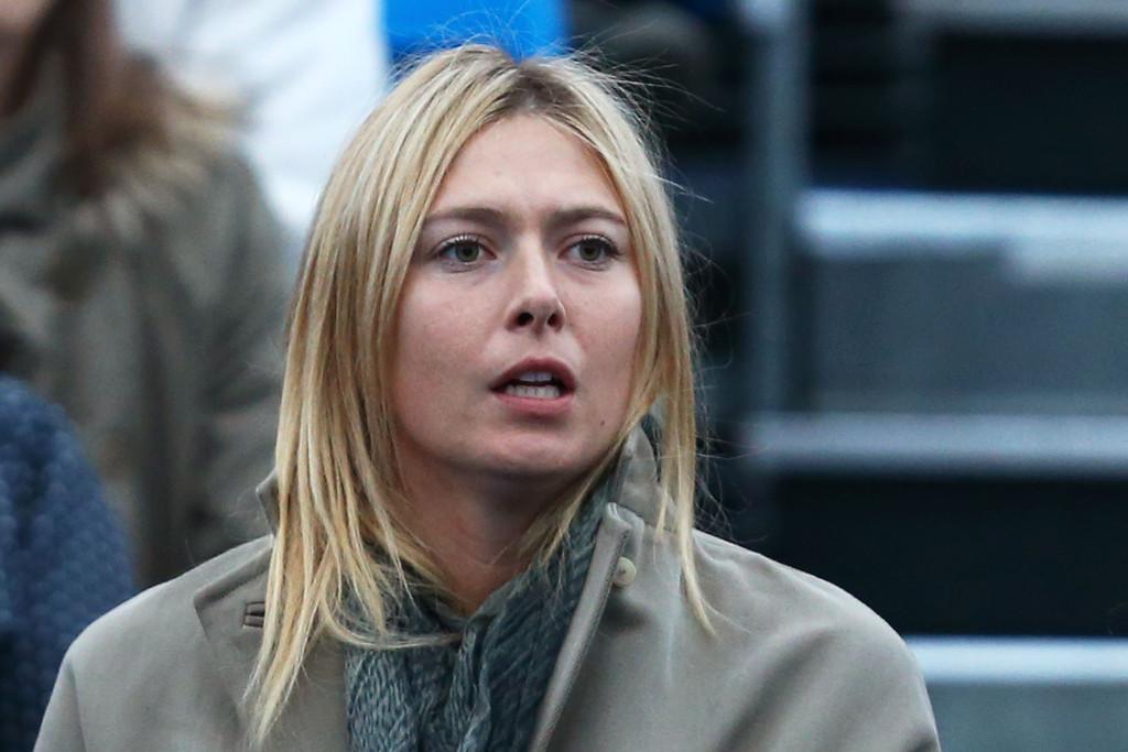 Maria+Sharapova french open